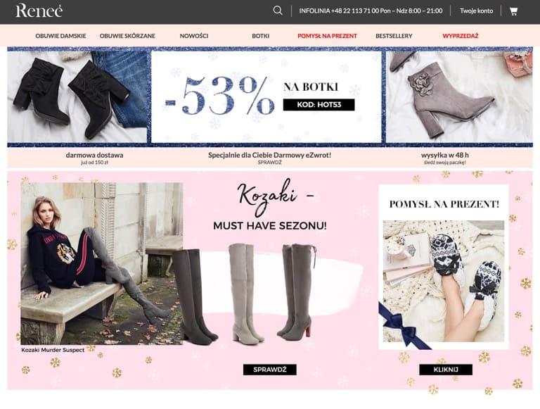 34883b5711c59 RENEE - opinie w 2019 r. ZOBACZ TO zanim zamówisz buty ...